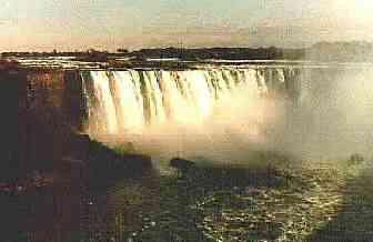 Falls of Niagara photo